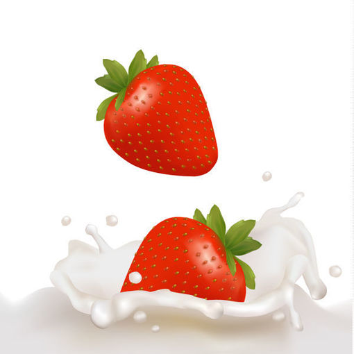 Picture of Yoghurt - 5L (Strawberry)