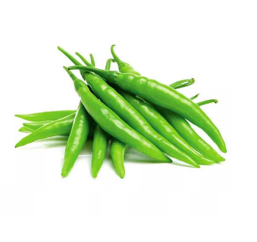 Picture of Chilies Green - 1kg