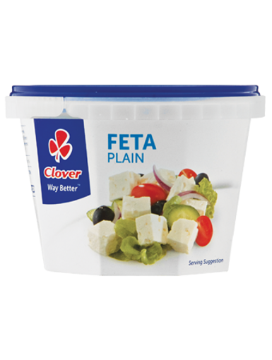 Picture of Clover Feta Plain - 200g
