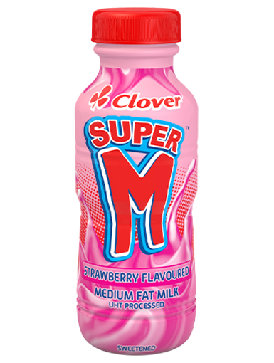 Picture of Super M's Strawberry - 6 x 300ml