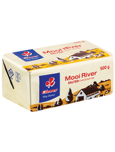 Picture of Clover Mooi Rivier Salted Butter - 500g