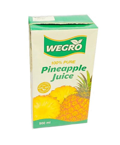 Picture of Wegro - Pineapple Juice 500ml