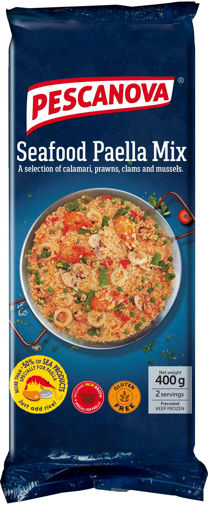 Picture of Seafood Paella Mix - 400g