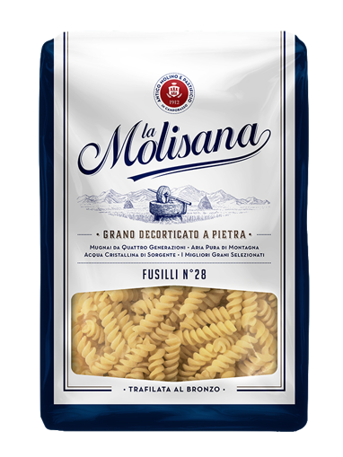 Picture of N.28 Fusilli - 1kg