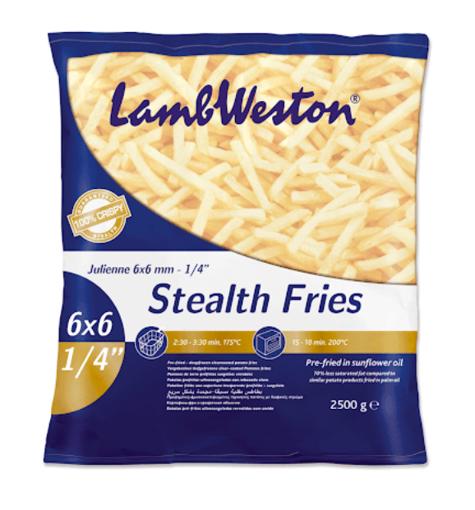 Picture of Lamb Weston Skinny Fries - 2.5kg