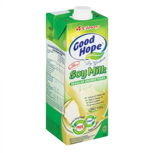 Picture of Good Hope Regular Unsweetend Milk 1L