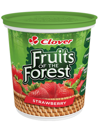 Picture of Clover Fruits of the Forest Strawberry - 1kg