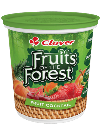 Picture of Clover Fruits of the Forest Fruit Cocktail - 1kg