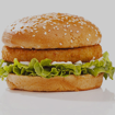 Picture of Crumbed Chicken Burger (1.15 kg)