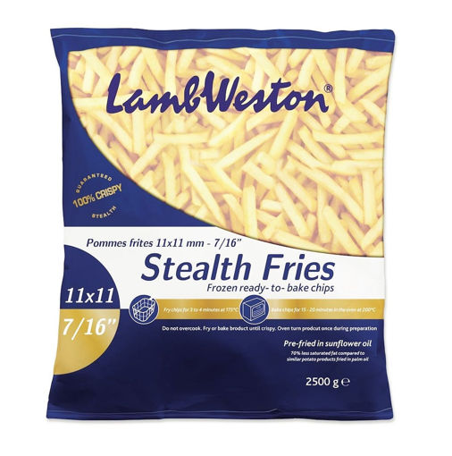 Picture of Lamb Weston Fries- 2.5kg - Any 2 for R100