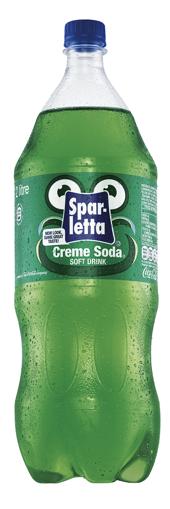 Picture of Creme Soda  - 1.5L