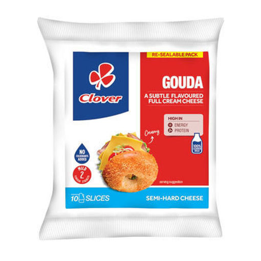 Picture of Clover Natural Gouda - 10 Slices