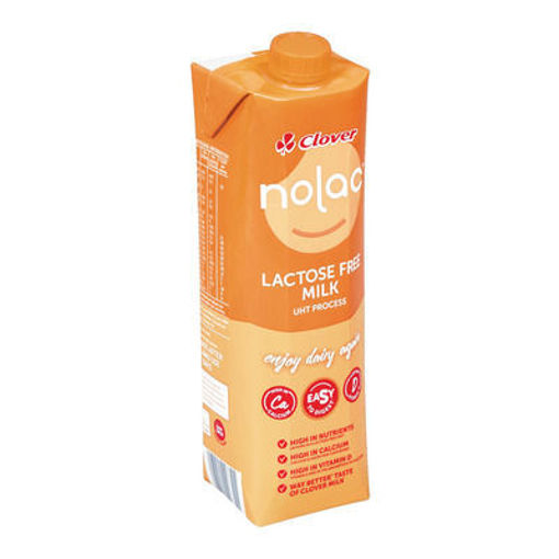 Picture of Nolac Lactose Free UHT Medium Fat Milk