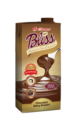 Picture of Bliss Chocolate Dairy Dessert - 1L