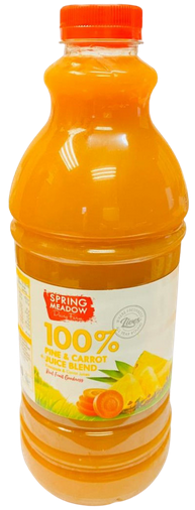 Picture of Juice 100% Pine & Carrot - 1.5lt