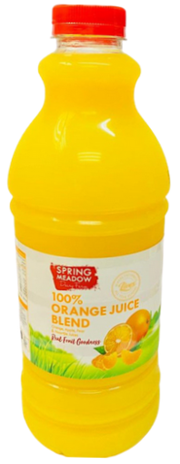 Picture of Juice 100% Orange - 1.5lt