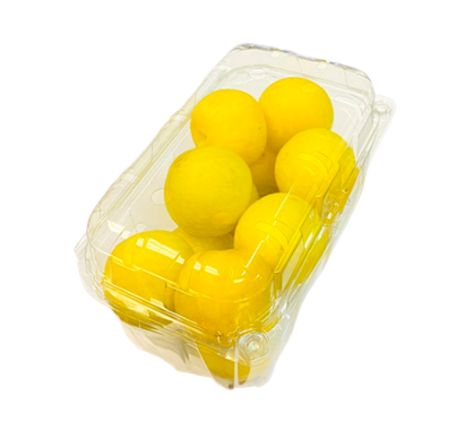 Picture of Plums Yellow  - Tub
