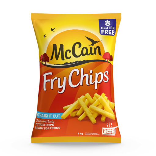 Picture of McCain Fry Chips - 900g