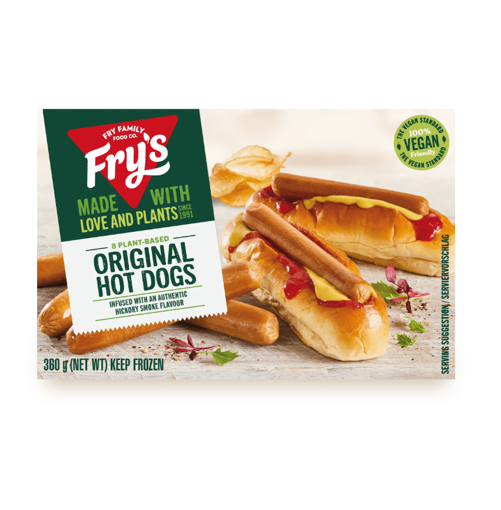 Picture of Frys Original Hot Dogs
