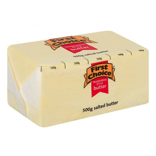 Picture of First Choice Butter - 500g