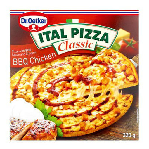 Picture of Ital Pizza Classic BBQ Chicken 320g