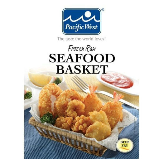 Picture of Seafood basket - 230g