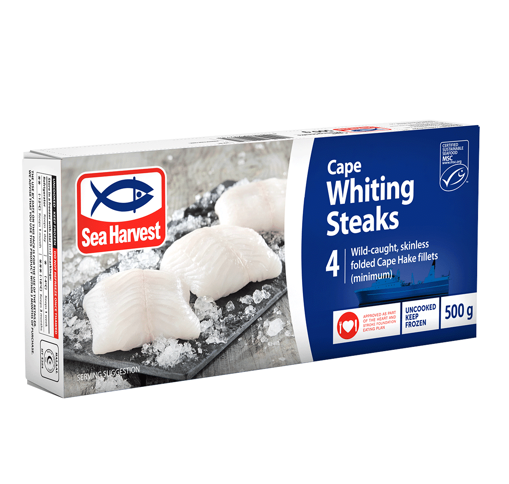 Picture of Sea Harvest Cape White Steaks 500g