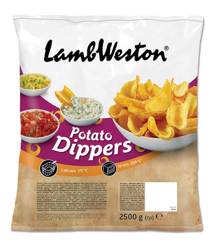 Picture of Potato Dippers Lamb Weston - 2.5kg