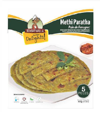 Picture of Fenugreek Flavoured Flatbread (Methi Thepla) - 420g