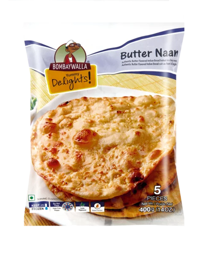 Picture of Butter Naan - 400g