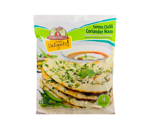 Picture of Chilli Coriander Naan - 320g