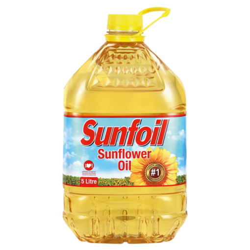 Picture of Sunfoil Sunflower Oil 5L