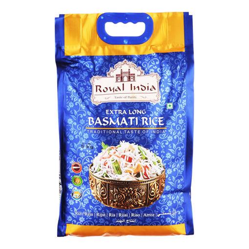 Picture of Royal India Basmati Rice 5Kg