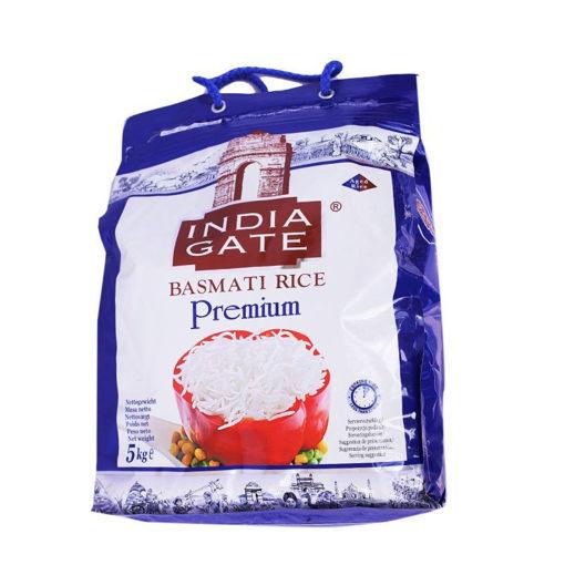Picture of India Gate Premium Basmati Rice 5kg