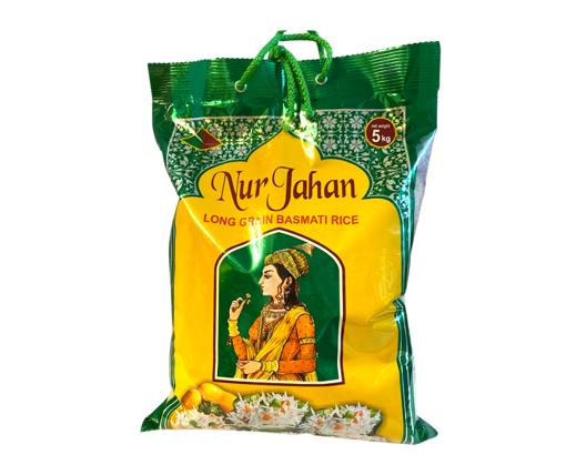 Picture of Nur Jahan Basmati Rice 5Kg