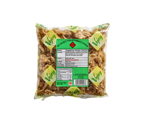 Picture of Vejoy - Soya Chicken Julienne (Vegetarian -No Onion, No Garlic)