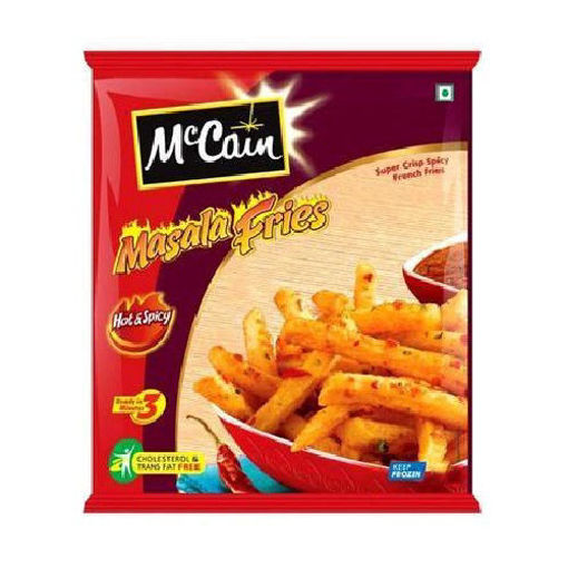 Picture of McCain Masala Fries - 375g