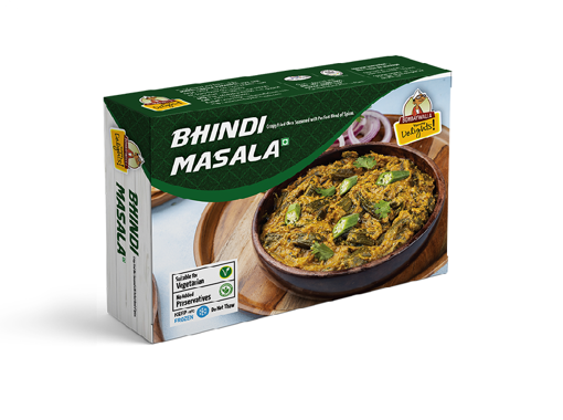 Picture of Ready to Eat - Okra Masala - 290g