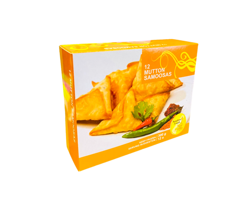 Picture of Cheese & Sweetcorn Samoosa (12 pack)