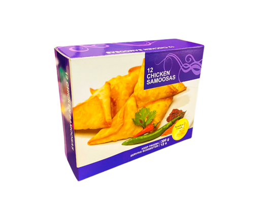 Picture of Chicken Samoosa (12 pack)