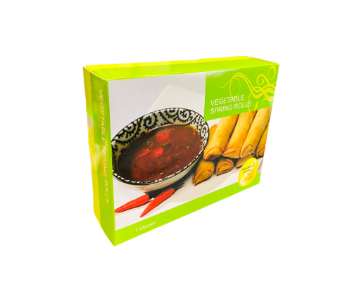 Picture of Vegetable Springroll (12 pack)